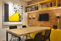 Ideias para escritórios