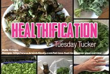 The Healthification Podcast: Tuesday Tucker. / Tuesday Tucker: That's Aussie for food! We're talking fat loss fuel to choose your curves. Check out the podcast here: https://itunes.apple.com/au/podcast/the-healthification-podcast/id856696884