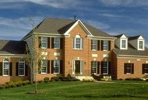 suburban architecture
