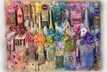 creativity by Sue Smyth / works of creativity by Sue Smyth 2013
