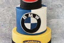 All logo cars bday