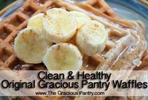 Clean eating / by Sherri Raines Brown
