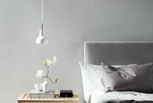 Bedrooms / perfect bedrooms and styling for rest