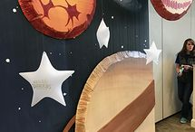 Crafts Under The Stars - Galactic Starveyors - VBS 2017 / Decoration VBS 2017 - Galactic Starfeyors - Lifeway