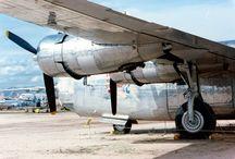 Aircraft Photo B-24 / Pima Air & Space Museum : Tucson, Arizona 1990 Consolidated B-24 Liberator