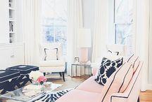 Interiors – living room
