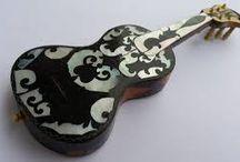 Bellos instrumentos musicales