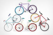 Bicycles / by Sean Mobly