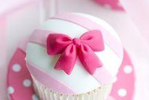 Lady cupcakes