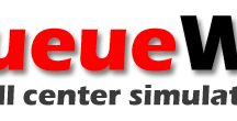 QueueWiz Free Call Center Simulator / First Free Web App Call Center Simulator Simulate costs and stats of a virtual call center station. Share your simulation with social media. / by QueueMetrics