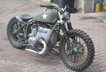 Bobbermotorcycles mostly / Bobbers, oldskool, hardknocks. And maybe choppers, but not too much