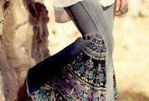 calças artesanais