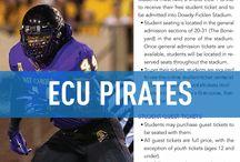 East Carolina / Official East Carolina University Athletics Publications, produced by IMG College. #ECU