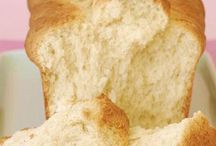 Food- Bread, Rusks etc