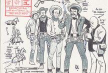 Comic Book Art: Silver Age / ~ 1956 - 1970 Comics Inspiration