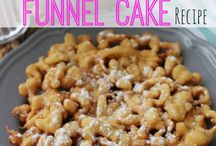 FUNnel Cakes :)