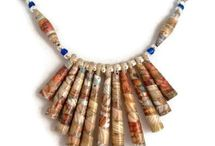 paper jewelry / by Yoselyn Triana