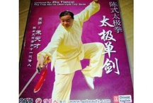 Sword Training / China / These are the DVDs on Amazon that deal with SWORD Training martial arts.