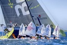 Optimist Sailing Dinghy Teams