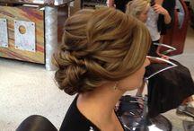 Wedding hair / by Jennifer Zuro