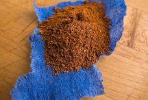Spice blends / by Ethna Parker