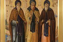 Άγιοι- Saints