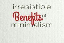minimal lifestyle