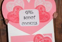 Girl Scouts / by Kristie Barfield VanMatre