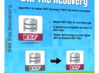 BKF Recovery Software / BKF Recovery Software easily removes all errors & repair bkf file with recovery of its previous data. Software is able to shows the complete backup file recovery preview.