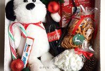 Наполнение подарков