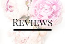 Customer Reviews / Want to see what our customers are saying about some of our most popular skincare and makeup treats? Check out some recent customer reviews.