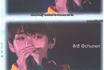 Kpop cry