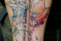 Muster-tattoos