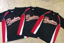 Screen Printing / Bombers Baseball jerseys