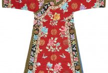 Chinese ancient robes