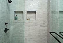 Banheiro / Para nao ficar muito forte, nao repetir piso e fundo?