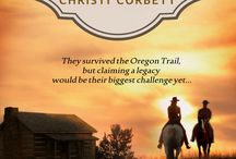 Tainted Dreams / Kate Davis arrived into Oregon City transformed from a pampered daughter of fortune into a determined woman with a plan--fulfill her father's dream of starting a horse ranch in Oregon Territory.  Until a visit to the land office changes everything...