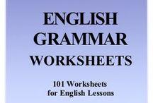 English class-grammar&vocabulary-