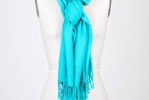 Scarves - and all the beautiful ways to tie them!