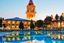 Wow Topkapı Palace / Tarih kokan benzersiz mimari yapıların içerisinde sultanlar gibi bir tatilin keyfini çıkarmanız için WOW Topkapi Palace Hotel sizleri bekliyor.