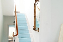 Stairs  / Step on it! Ideas and inspiration for stair cases.