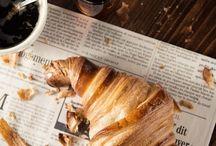 Food: Brioches, croissants,..