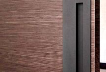Distinguishing Doors / Custom door designs for the modern home / by Sheila