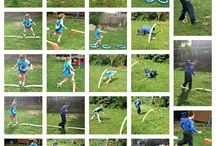 Obstacle Course Ideas / by Annita Douglas