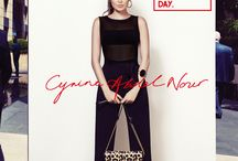 Winter Collection ft. Cyrine Abdel Nour