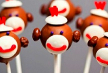 Cake Pops / by Cristi Griffin