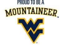 WVU Mountaineers / by Jessica Fidler