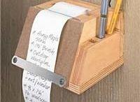accessori utili in legno