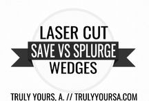 Truly Yours, A. - Save vs Splurge / Save vs Splurge pins from my site Truly Yours, A. RVA Fashion & Lifestyle Blog.