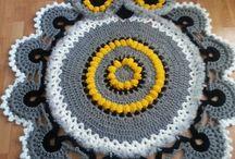 CROCHET RUGS / Crochet / by Bree Ramsey